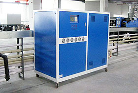 Ling Tong refrigeration explain how safe and stable operation of industrial chillers