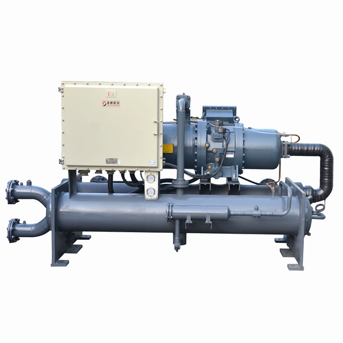 Explosion - proof screw chiller