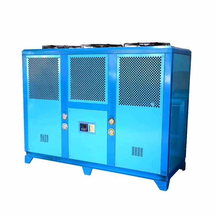 30HP Industrial Air Cooled Scroll Chiller