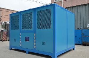 40HP Industrial Air Cooled Scroll Chiller